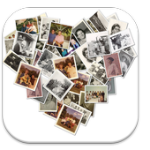 FAMILY PHOTO COLLAGE / FRAMES icon