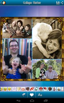 FAMILY PHOTO COLLAGE / FRAMES apk screenshot