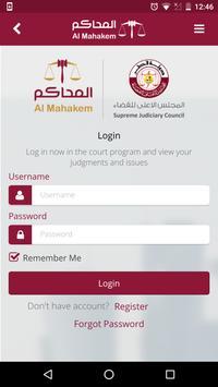 Al Mahakem screenshot 1