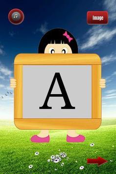 Pre School ABC poster