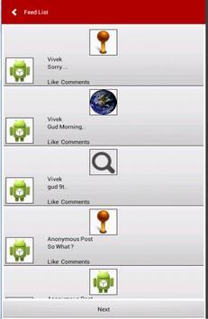 STJ Talk apk screenshot