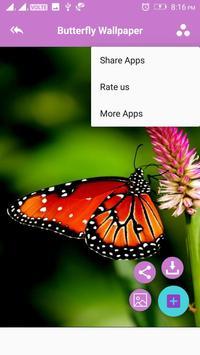 Butterfly Wallpaper screenshot 3