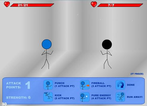 Stickman RPG apk screenshot