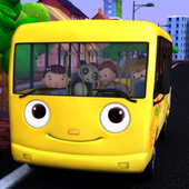 Las ruedas del autobús canciones infantiles gratis icon
