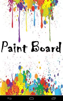 Paint Board poster