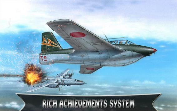 Fly F18 Jet Fighter Airplane Free Game Attack 3D screenshot 2