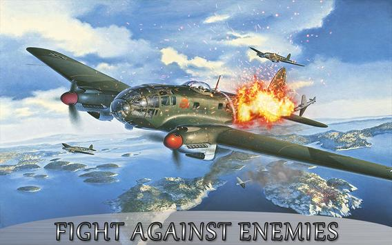 Fly F18 Jet Fighter Airplane Free Game Attack 3D screenshot 6