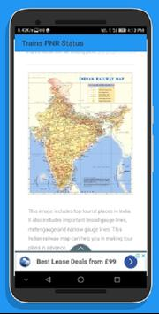 Indian Train PNR Status screenshot 4
