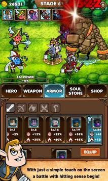 Hero's fate apk screenshot