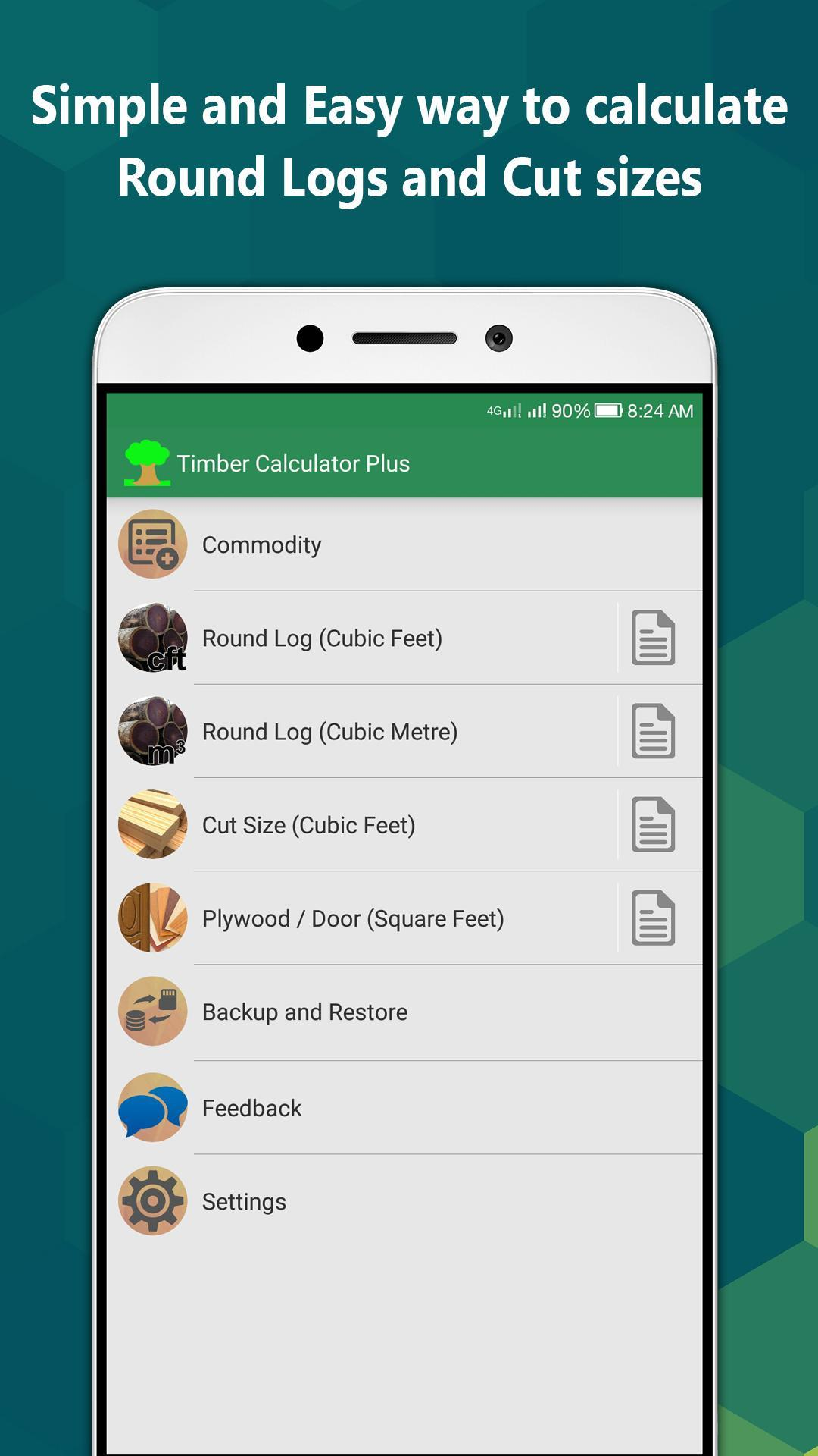 Timber Calculator Plus for Android - APK Download