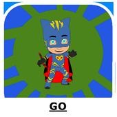 PJMASK Run Adventure icon