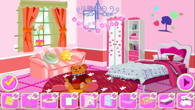 Gravity Mabel Room Decoration apk screenshot
