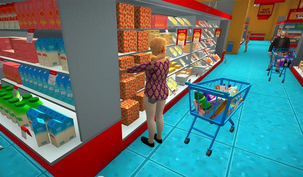 Virtual Girlfriend High School Life Simulator 3D screenshot 4