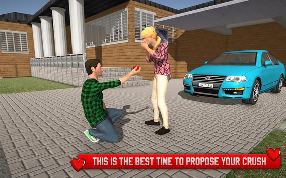 Virtual Girlfriend High School Life Simulator 3D screenshot 5