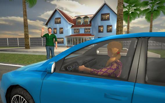 Virtual Girlfriend High School Life Simulator 3D screenshot 8