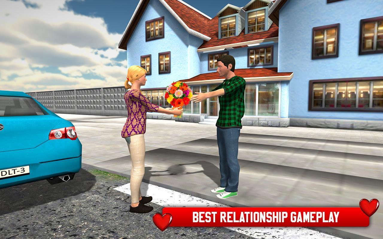 Virtual Girlfriend High School Life Simulator 3D for Android - APK