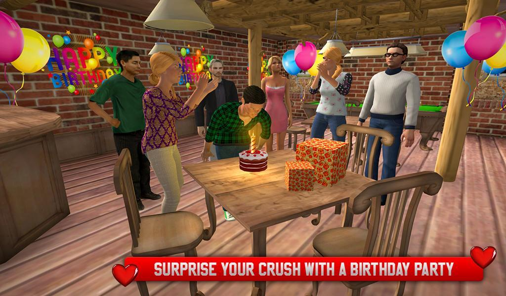 Virtual Dating Jeux Android