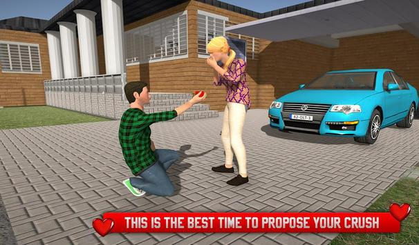Virtual Girlfriend High School Life Simulator 3D screenshot 2