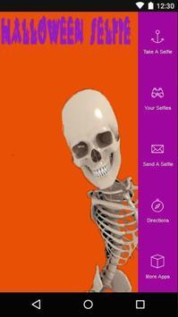 Halloween Selfie poster
