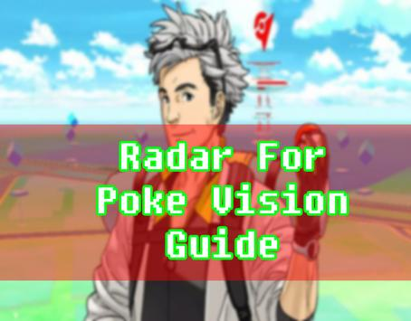 Free Radar for PokeVision Tips poster