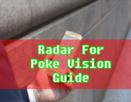 Free Radar for PokeVision Tips apk screenshot