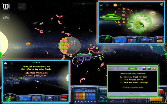 AsterDroids apk screenshot