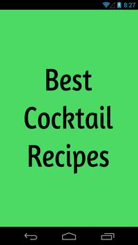 Best Cocktail Recipes poster