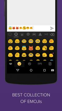 Best Emoji Keyboard captura de pantalla de la apk