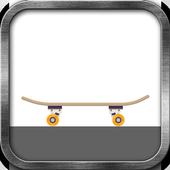 Skateboard Live Wallpaper icon