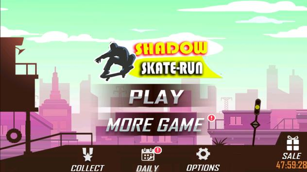 Shadow Skater apk screenshot