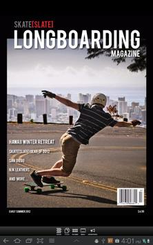 Longboarding Magazine apk screenshot