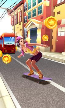 Skateboard Racing screenshot 6