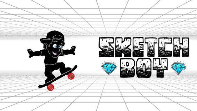 shadow boy skater kids game apk screenshot