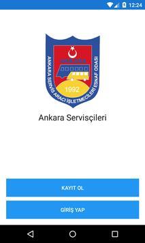 Ankara Servisçileri poster