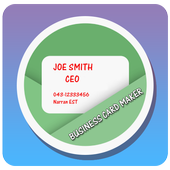 Bussiness Card Maker icon