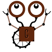 Gurbie - the funny robot! icon