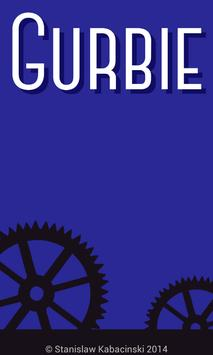 Gurbie - the funny robot! poster