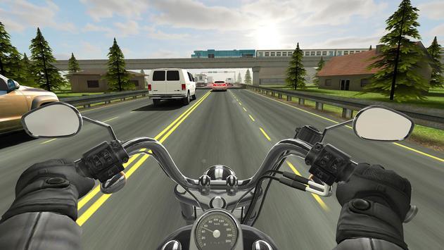Traffic Rider captura de pantalla 12