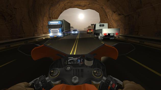 Traffic Rider captura de pantalla 3