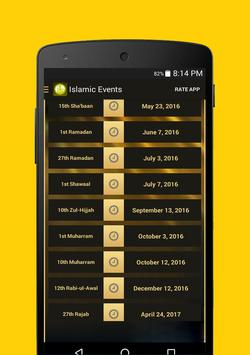 Prayer Timings and Qibla apk screenshot