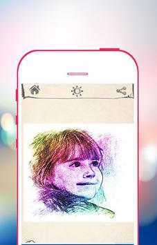 Pic To Sketch Pro apk screenshot