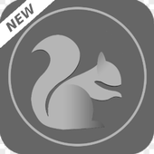Dark UC Browser Guide icon