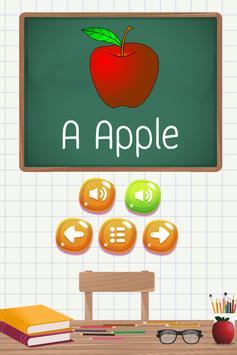 Alphabet A - Z (have soundtrack) apk screenshot