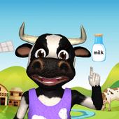 Super Cow run icon