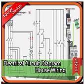 sketch wiring star delta diagram icon