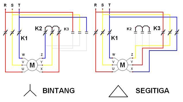 sketch wiring star delta diagram screenshot 1