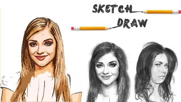 Sketch Draw poster