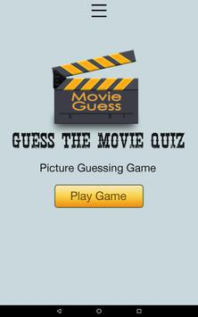 Guess the Movie Quiz apk screenshot