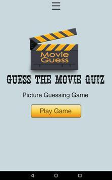 Guess the Movie Quiz apk screenshot