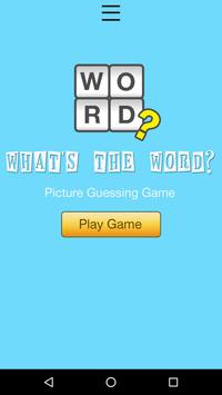 What's the Word? apk screenshot